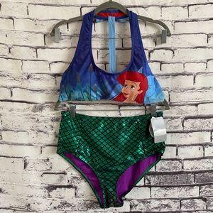 Disney Little Mermaid Women's Bikini Set